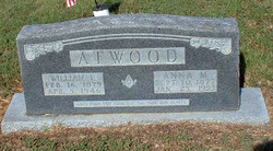 Anna Mittie <i>Fore</i> Atwood