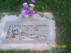 James Lawrence Anderson