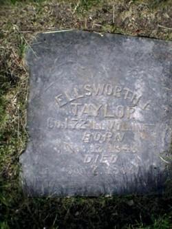 Ellsworth Foster Taylor