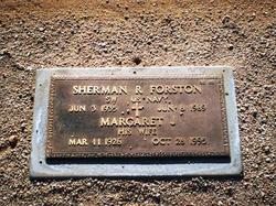 Sherman Ray Forston