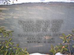 Walter Evans Edge