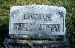 James Presley Pres Eaton