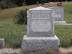 Mary Ellen <i>Rhoades</i> Adams