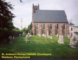 Saint Andrews Catholic Church Cemetery