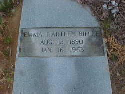 Emma <i>Hartley</i> Billue