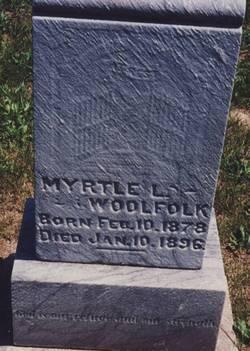 Myrtle Woolfolk