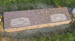 Catherine L. <i>Clements</i> Clark