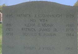Patrick James Cavanaugh, Jr