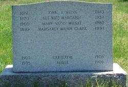 Margaret <i>Wright</i> Munn