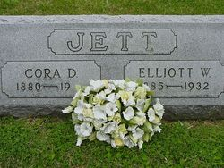 Cora D. <i>McKibben</i> Jett