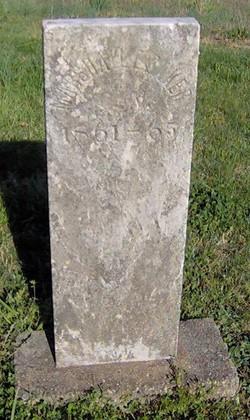 Pvt William D Harvey