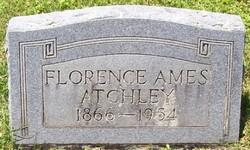 Florence <i>Ames</i> Atchley