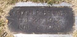 Gordon R. Bennett
