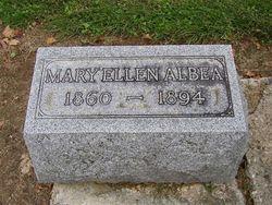Mary Ellen <i>Bussell</i> Albea