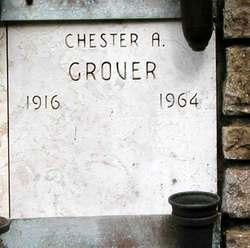 Chester A Grover