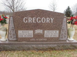 Kelly Gregory