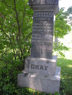 Harriet N. <i>Hutchison</i> Gray