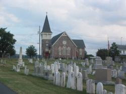 Churchtown United Methodist Church Cemetery