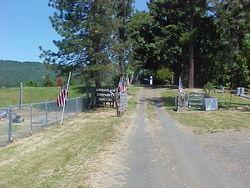 Lookingglass Community Cemetery