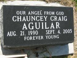 Chauncey Craig Aguilar