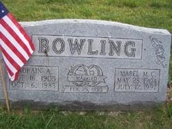 Adrain A Bowling