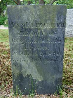 Ann Elizabeth Brown