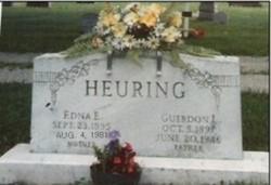 Edna Elizabeth <i>HAAS</i> Heuring