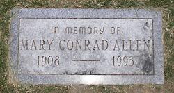 Mary <i>Conrad</i> Allen