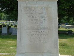 Fannie Elizabeth Pumphrey