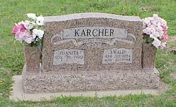 Ewald Rudolph Karcher