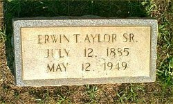 Erwin Thomas Aylor, Sr