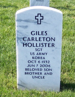 Giles Carleton Hollister