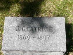 J Gertrude Rogers