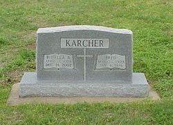 Rosella A <i>Pagel</i> Karcher