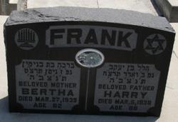 Bertha Frank