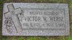Victor Woodrow Vic Wertz