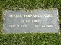 Mikell Terrance Ames