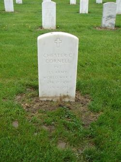 Chester C Cornell