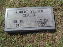 Robert Yerger Clarke