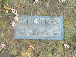 Philip Gordon Cheeseman