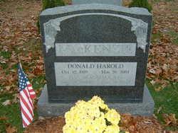 Donald Harold Harold MacKenzie