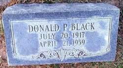 Donald Paul Black