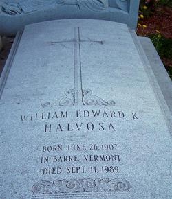 William Edward K. Halvosa