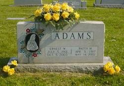 Patty H. Adams