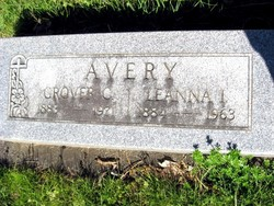 Grover Cleveland Avery