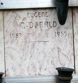 Ever Eugene McDonald