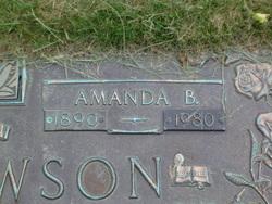 Amanda Mathewson
