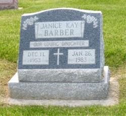 Janice Kay Barber