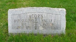 Walter Z Acorn