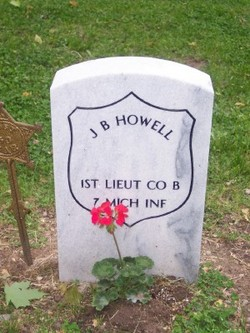 Lieut John B Howell